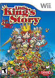Little King's Story  (Wii, 2009)