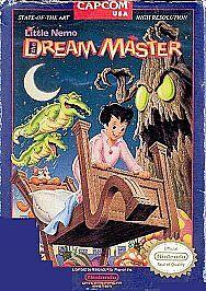 Little Nemo The Dream Master Nintendo, 1990