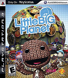LittleBigPlanet  (Sony Playstation 3, 20...