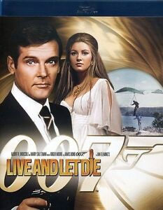 Live and Let Die (Blu-ray Disc, 2008, Ch...