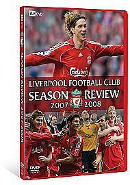 Liverpool - Season Review (DVD, 2008)