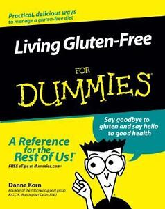 Living Gluten-Free for Dummies by Danna ...