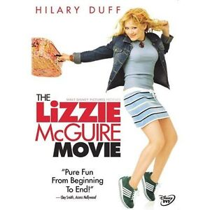 The Lizzie McGuire Movie (DVD, 2003)