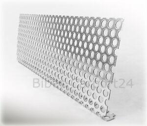lochblech alu profil 5 blech abschluss aluminium. Black Bedroom Furniture Sets. Home Design Ideas