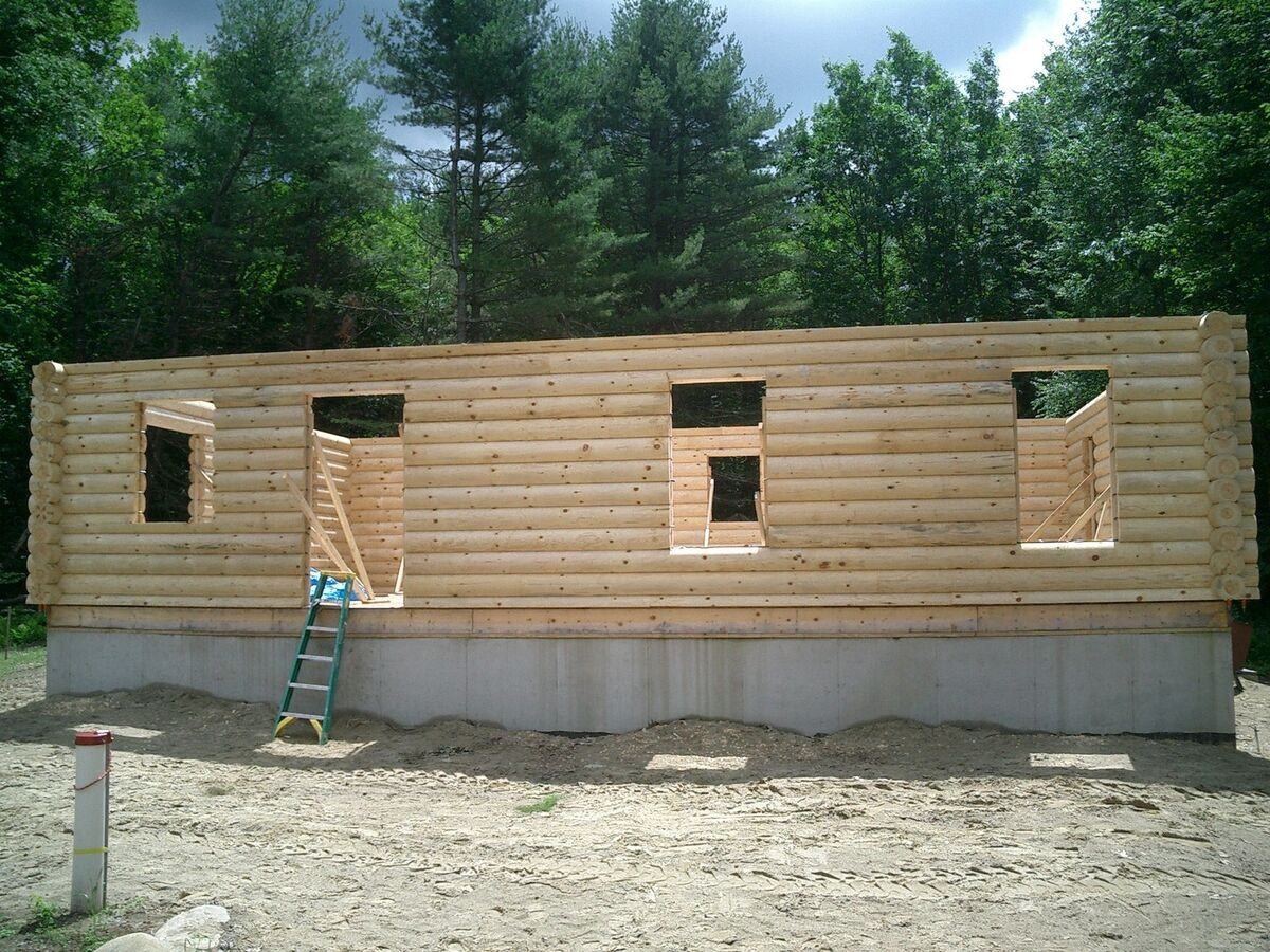Log cabin wall joy studio design gallery best