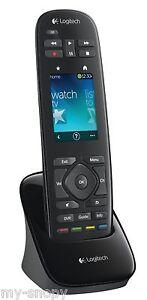 Logitech-Harmony-Touch-Universalfernbedienung-mit-Touchscreen-Remote-control