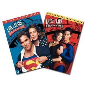 Lois & Clark - Seasons 1 & 2 (DVD, 2006,...