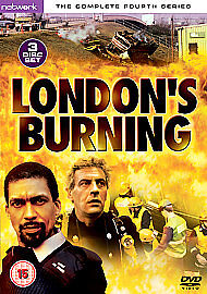 Londons-Burning-Series-4-Complete-3-Disc-Set-Box-Set-Very-Good-Condition