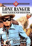 Lone Ranger - The Legend Begins (DVD, 20...