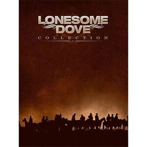 Lonesome Dove Collection (DVD, 2010, 8-D...