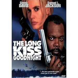 The Long Kiss Goodnight (DVD, 1997)
