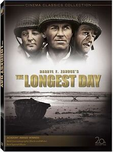 The Longest Day (DVD, 2009, 2-Disc Set, ...