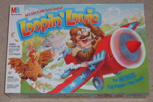 Loopin' Louie 1992 Milton Bradley Board Game – Brand New sealed in Toys & Hobbies, Games, Board & Traditional Games | eBay