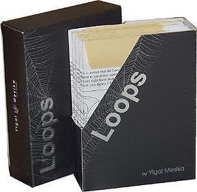 Loops Magic trick by Yigal Mesika PK Magic in Collectibles, Fantasy, Mythical & Magic, Magic | eBay