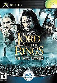 Lord of the Rings: The Two Towers  (Xbox...