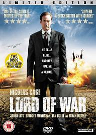 Lord Of War (DVD, 2006, 2-Disc Set)