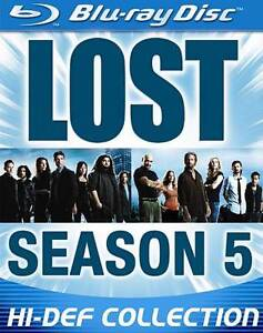 Lost - The Complete Fifth Season (Blu-ra...