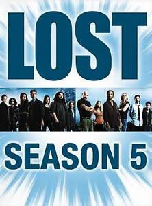 Lost - The Complete Fifth Season (DVD, 2...