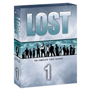 Lost - The Complete First Season (DVD, 2...