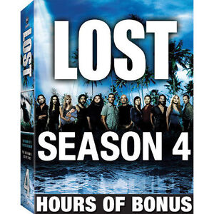 Lost - The Complete Fourth Season (DVD, ...