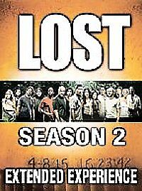 Lost - Series 2 - Complete (DVD, 2006, 6...