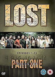 Lost - Series 2 - Part 1 (DVD, 2006, Box...