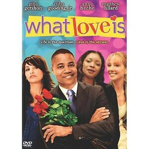 What Love Is (DVD, 2008)