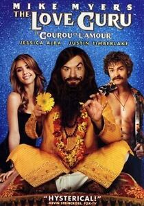 The Love Guru (DVD, 2008, 2-Disc Set)