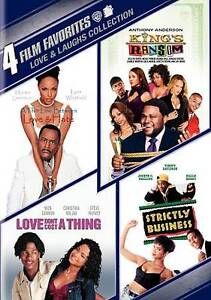 Love & Laughs Collection: 4 Film Favorit...