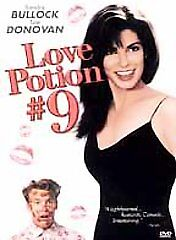 Love Potion #9 (DVD, 2001)
