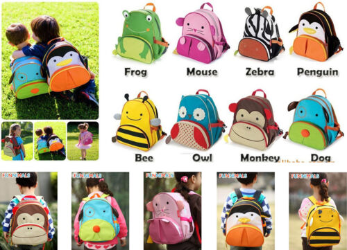 Lovely BABY KID Zoo Animal Backpack Bag /School Bag Child Gift Free Shipping in Crafts, Kids' Crafts, Craft Kits | eBay