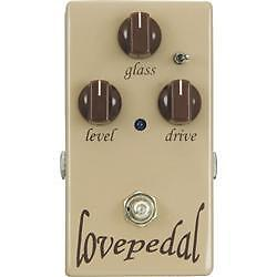 Lovepedal Eternity E6 Overdrive Guitar E...