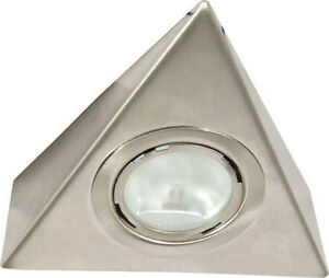 Low Voltage Triangular Kitchen Cabinet Unit Light Under Lighting Spot