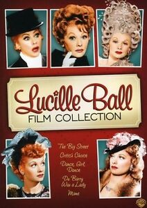 The Lucille Ball Film Collection (DVD, 2...