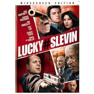 Lucky # Slevin (DVD, 2006, Widescreen Ed...