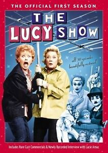 The Lucy Show - The Official First Seaso...