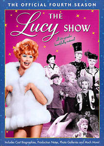 The Lucy Show: The Official Fourth Seaso...
