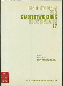 Ludwigshafen-Informationen-zur-Stadtentwicklung-1977-Gutachten-zum-Stadtklima