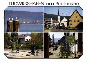 Ludwigshafen-am-Bodensee-AK-1996-gel