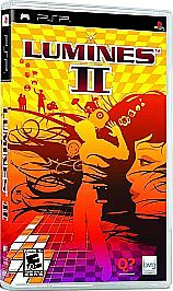 Lumines II  (PlayStation Portable, 2006)