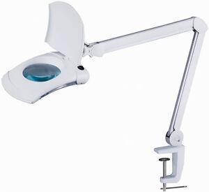 lupenleuchte lupenlampe led oder leuchtstoffr hre 3 0 dioptrien neu kosmetik ebay. Black Bedroom Furniture Sets. Home Design Ideas