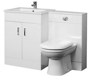 950mm blanco furniture run inc toilet and vanity basin for P bathroom suites cheap