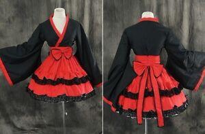 M-3131-Vocaloid-Wa-Qi-Lolita-Kimono-Cosplay-Kostuem-costume-Kleid-dress-nach-Mass