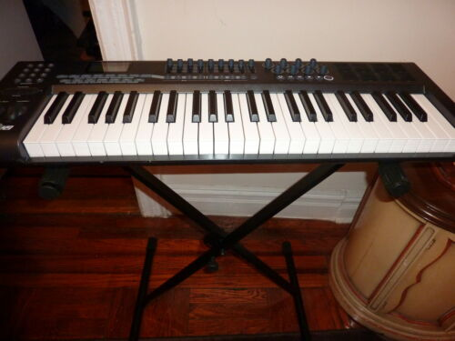 M-Audio Axiom 49 Keyboard in Musical Instruments & Gear, Electronic Instruments, Electronic Keyboards | eBay