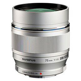 M.Zuiko Digital ED 75mm f/1.8 Lens for Micro 4/3 1 year warranty in Cameras & Photo, Lenses & Filters, Lenses   eBay
