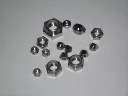 M4; M6; M8; M10 TITANIUM NYLOC NUT in Business, Office & Industrial, Other Business & Industrial | eBay