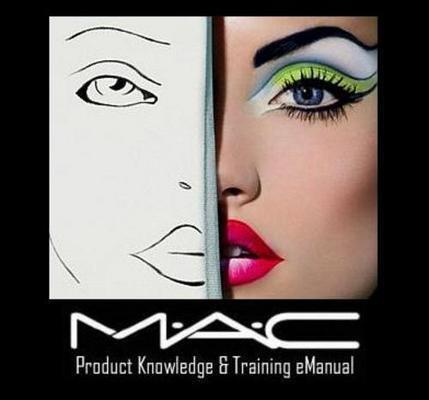 MAC Product Knowledge Training Books & Videos SET Makeup Cosmetics + Face Charts in Books, Other | eBay