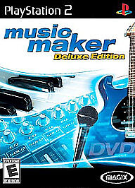 MAGIX music maker: Deluxe Edition  (Sony...