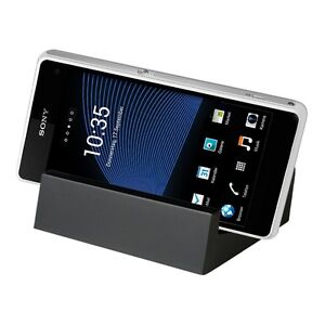 MAGNET-DOCKING-STATION-FUR-SONY-XPERIA-Z1-COMPACT-SCHWARZ-LADESTATION-DOCK