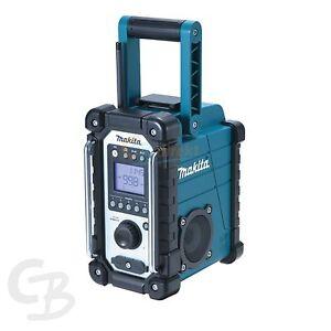MAKITA-AKKU-BAUSTELLENRADIO-RADIO-DMR-107-NACHFOLGER-VOM-DMR102-7-2-18-VOLT